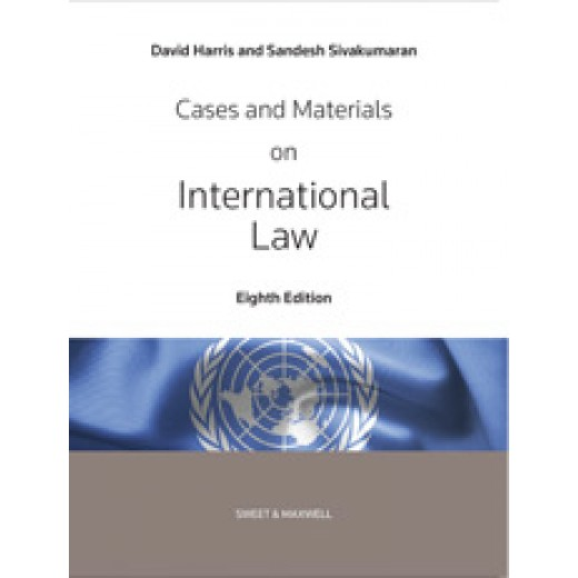 Cases and Materials on International Law 8th edition 2015