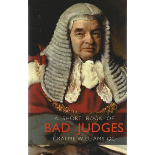 A Short Book of Bad Judges