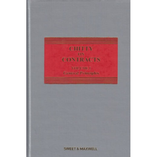Chitty on Contracts 33rd: Volume 1 & Volume 2 2018 + Sup 1 2019