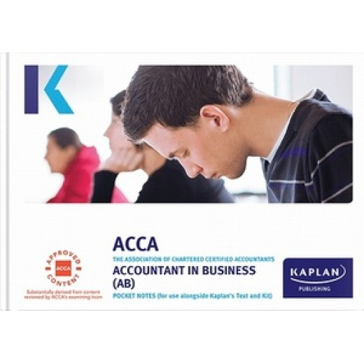 ACCA F1 (AB) Accountant in Business PKNOT CBEs 2019-2020