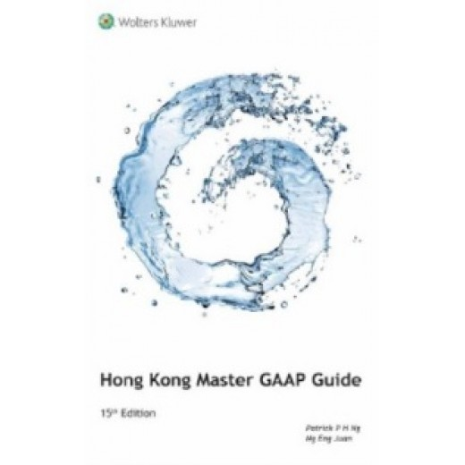 Hong Kong Master GAAP Guide 15th Edition