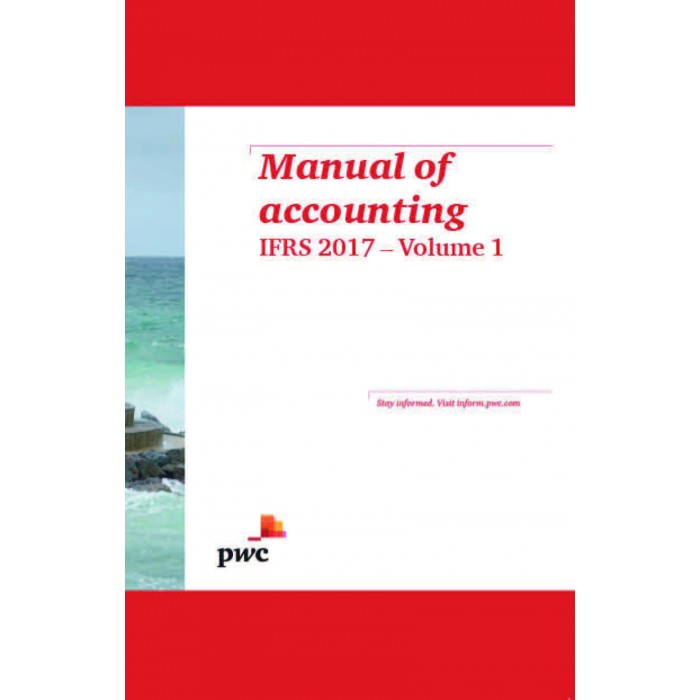 pwc manual of accounting ifrs 2017 set rh bloomsbury com hk Buku Accounting IFRS Accounting Equation