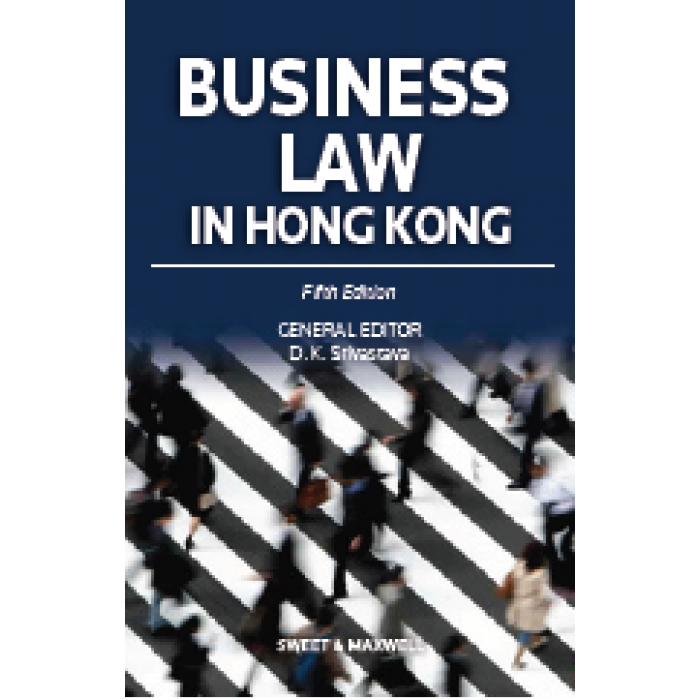 Business Law In Hong Kong 5th Edition