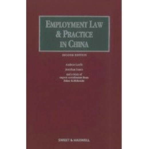 Employment Law & Practice in China 2nd edition 2014