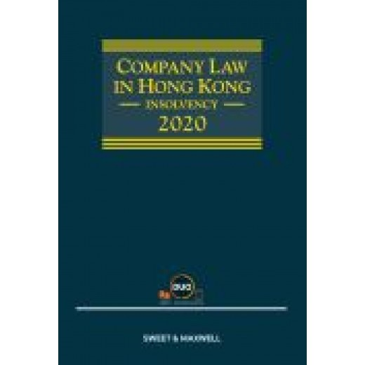 Company Law in Hong Kong:  Insolvency 2020