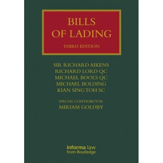 Bills of Lading 3rd ed
