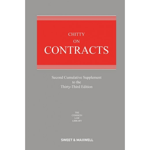Chitty on Contracts 33rd ed: 2nd Supplement