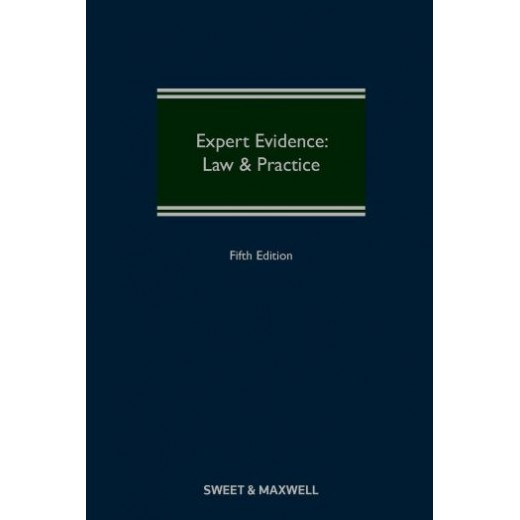 Expert Evidence: Law and Practice 5th ed