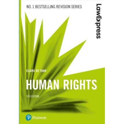 Law Express: Human Rights 5th ed