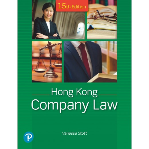Hong Kong Company Law 15th ed