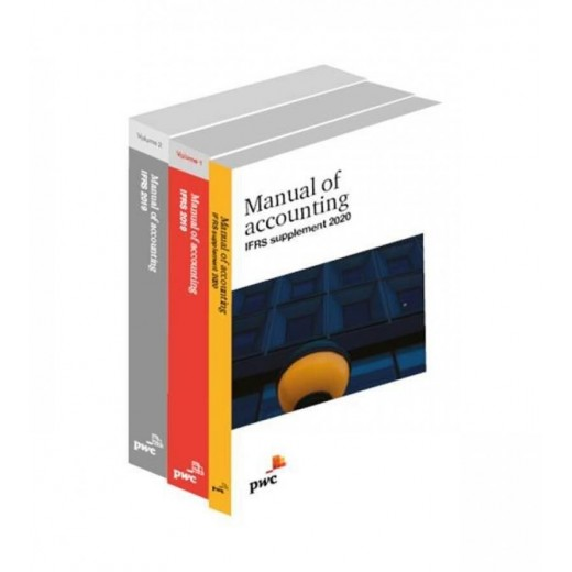 PwC Manual of Accounting 2020 (2 volumes + Supplement)