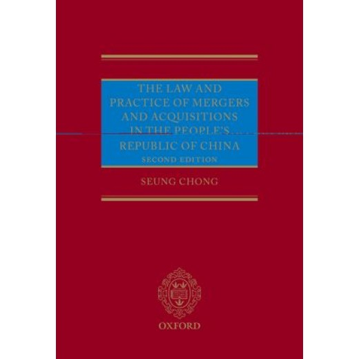Law of Mergers & acquisitions in the People's Republic of China 2015